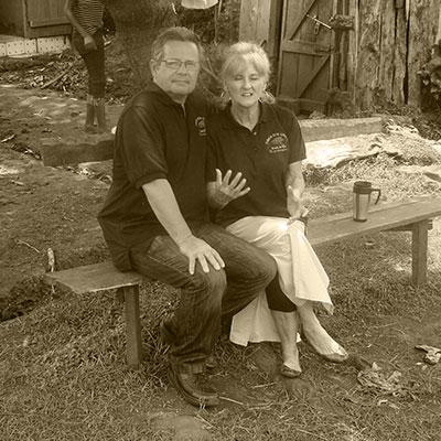 Bill & Patricia Cornell